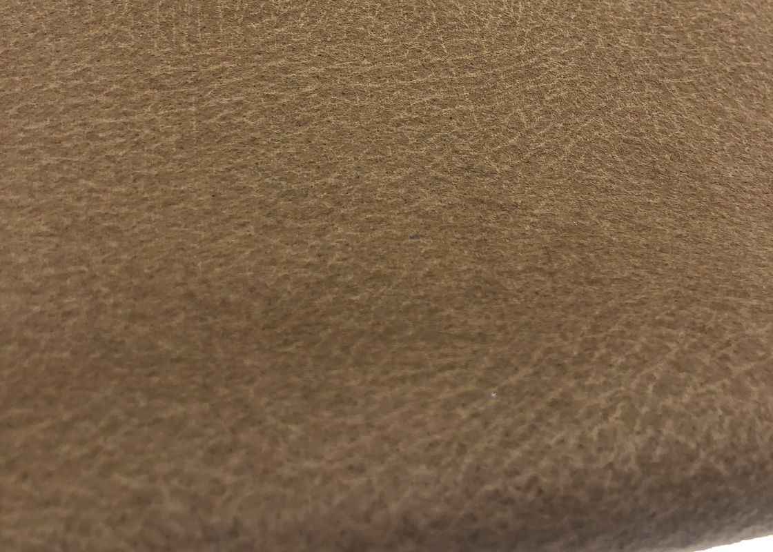 Printed Embossed Holland Velvet Fabric 270GSM For Upholstery