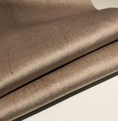 Larghezza 160CM di Holland Velvet Polyester Upholstery Fabric 200GSM
